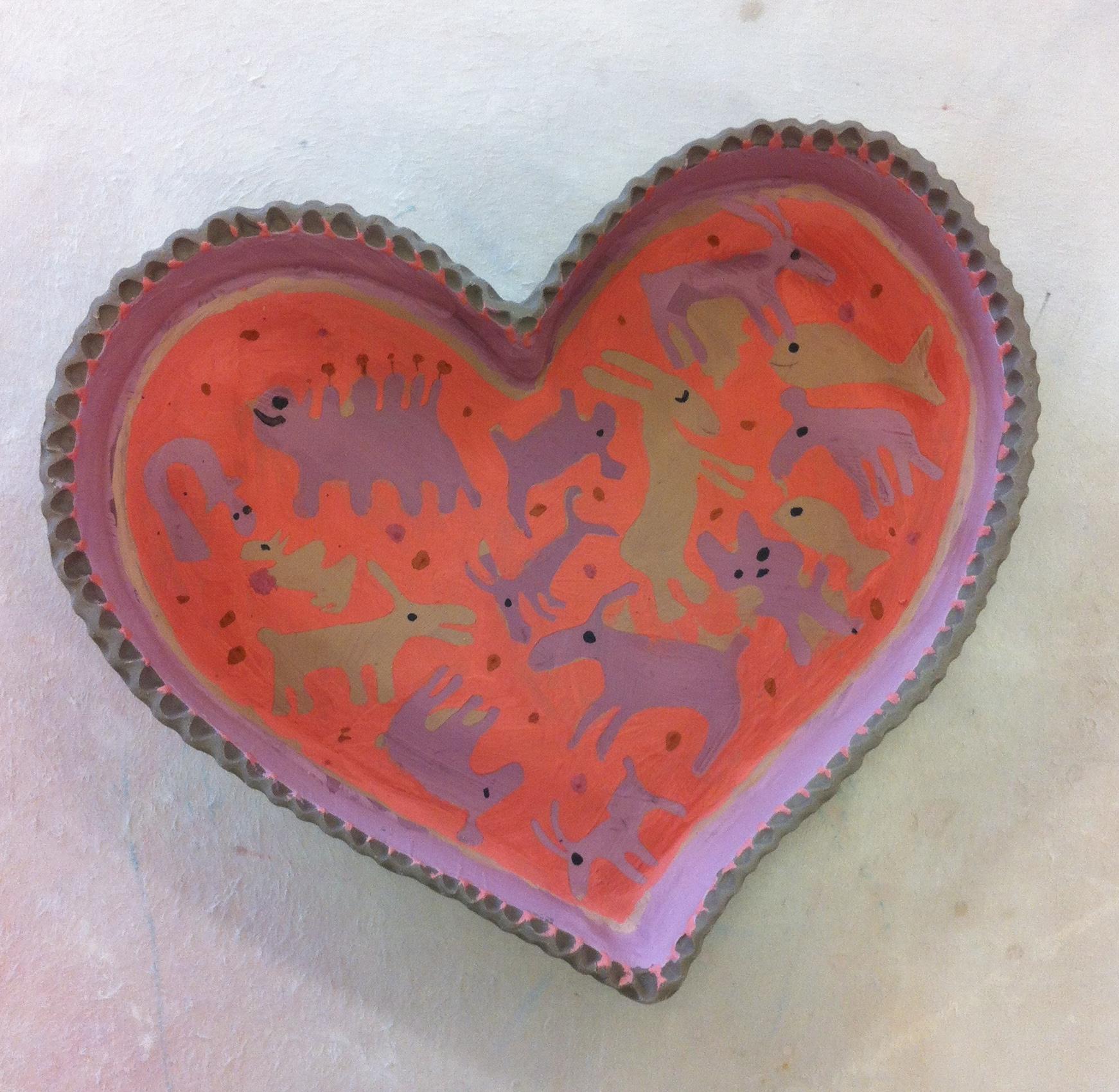 Hochzeitsgeschenk Keramikwerk